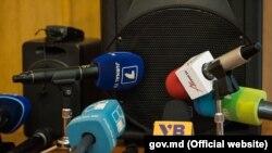 Imagine generică cu mass-media moldovenești