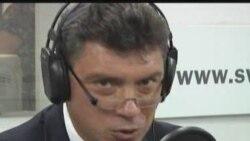 Борис Немцов - Встреча с Обамой