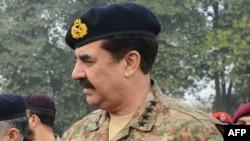 د پاکستاني پوځ لوی درستیز جنرال راحېل شریف