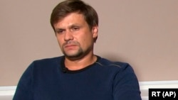 Человек, представившийся Русланом Бошировым, во время интервью российскому государственному телеканалу RT.