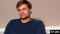 """Өзін """"Руслан Бошировпын"""" деп таныстырған адам RT телеарнасына сұхбат беріп отыр."""