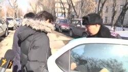 Мамайды қолдаған белсенділерді полиция ұстады
