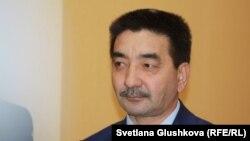 Мәжіліс депутаты Жамбыл Ахметбеков. Астана, 18 ақпан 2015 жыл.
