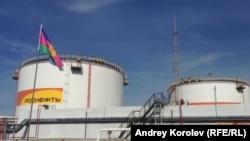 Нафтовий завод у Туапсе