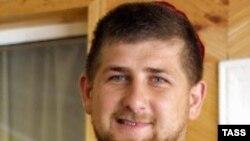 Председатель правительства Чечни Рамзан Кадыров