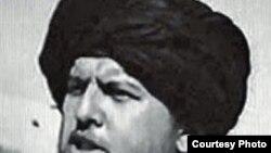 Террордук уюм катары таанылган Өзбекстан Ислам кыймылынын лидери Тахир Юлдашев