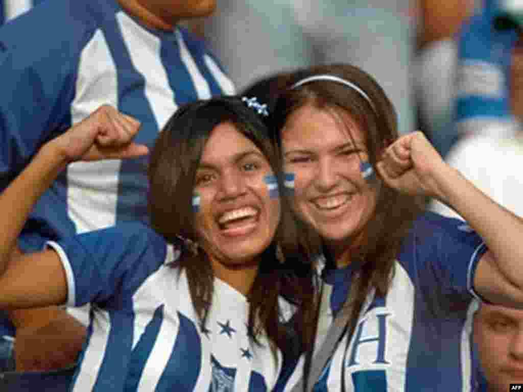 Navijačice Hondurasa