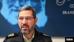 تقی مهری، رييس پليس پيشگيری نيروی انتظامی ايران