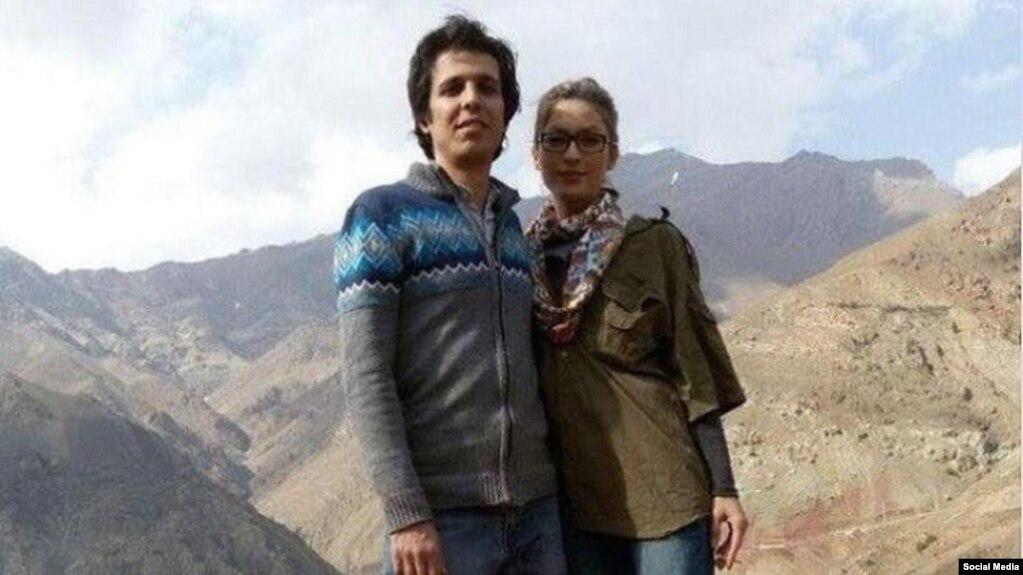 امیرحسین محمدیفر و ساناز اللهیاری از اعضای نشریه اینترنتی«گام»هستند که در پی انتشار مطالبی در حمایت از اعتراضات کارگران نیشکر هفت تپه بازداشت شدند
