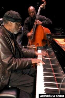 Ахмад Джамал признанный мэтр современной пианистической школы