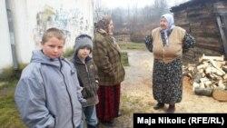 Центр для біженців у Боснії та Герцоговині, 22 січня 2015 року