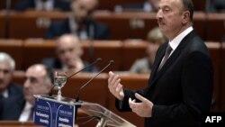 İlham Əliyev AŞ Parlament Assambleyasında çıxış edir – 24 iyun 2014