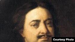 Петр I, портрет работы И.Никитина