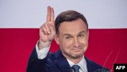 Новый польский президент Анджей Дуда разворачивает внутреннюю и внешнюю политику своей страны
