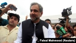 Prime Minister Shahid Khaqan Abbasi (file photo)