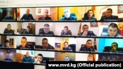 ИИМдин башчысы Улан Ниязбеков башкармалыктардын башчылары менен коомдук коопсуздукту талкуулады.