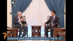 Міжнародний посланець у Сирії зустрівся з сирійським президентом