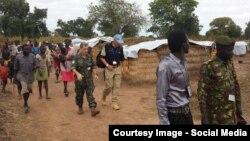 Миротворцы ООН в Южном Судане (архивное фото)