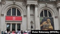 MET, celebrul Muzeu de Artă, New York