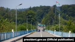 Ингурский мост