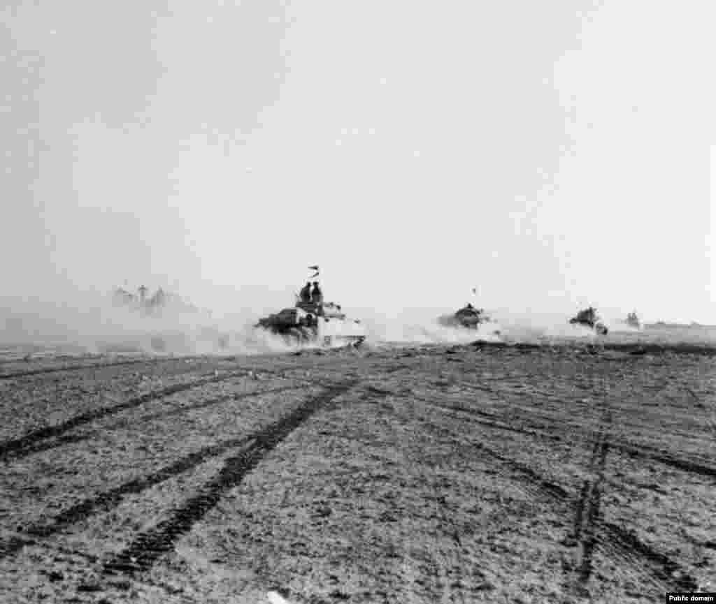 Когда британцы ввели в действие настоящие танки на севером фланге, немецкие силы были застигнуты врасплох. Великобритания выиграла свое основное сражение против нацистской Германии.