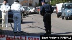 Policija na terenu, Budva