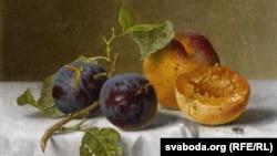Эмілі Прэер, «Сьлівы і абрыкосы»