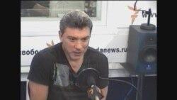 """Борис Немцов в программе """"Время гостей"""""""