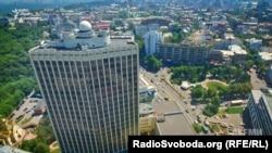 Будівля Державної фіскальної служби у Києві