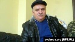 Фэрмэр Аляксандар Бяльчук, якога вінавацяць у зьбіцьці міліцыянта