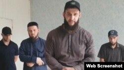 Родственники Мамихана Умарова, скриншот видеобращения.