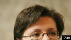 Арт-директор «Антиквариума» Ольга Филиппова на презентации фестиваля в ИТАР-ТАСС