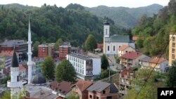 Srebrenica (Foto nga arkivi)