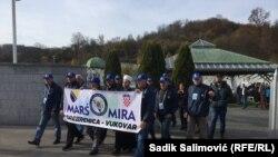 Marš mira Srebrenica - Vukovar