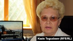 Главный врач Республиканского научно-практического центра психиатрии, психотерапии и наркологии Наталья Логачева.
