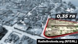 У селі Осещина на Київщині в Лавренюк 0,35 гектара землі