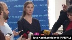 Тина Бокучава