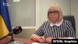Лариса Швецова розповіла, що дисциплінарна палата визначатиме, чи були в діях судді Литвиненко якісь порушення