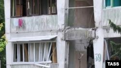 Власти определяют степень нанесенного ущерба жильцам взорвавшегося дома