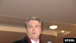 Прошедшие выборы были не слишком удачными для Виктора Ющенко.