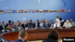 إجتماع حلف شمال الأطلسي في بروكسل