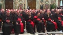 Vatikan: Papa Benedikt XVI oprostio se od kardinala