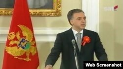 Црногорскиот претседател Филип Вујановиќ.