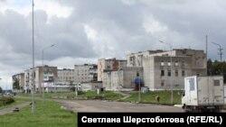 Центр поселка Заветы Ильича