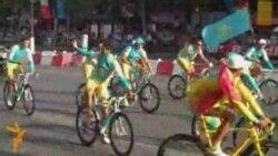 """Қазақтар """"Тур де Франс"""" көпкүндігінде"""