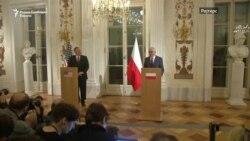 Варшава, домаќин на глобалната коалција за Блискиот исток