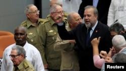 Կուբայի նորանշանակ վարչապետ Մանուել Մարրերո Կրուսը, 21-ը դեկտեմբերի, 2019թ.