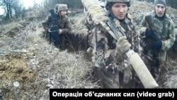 Штаб операції Об'єднаних сил оприлюднив нові докази агресії Росії на Донбасі