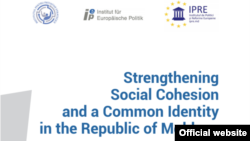 Moldova - Institute for Strategic Initiatives, logo2, social cohesion, Chișinau
