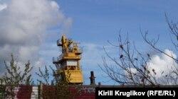Установка асфальтового завода